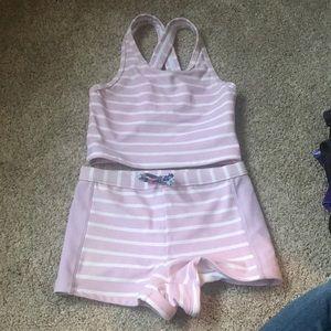 Hanna Andersson girls Swim suit